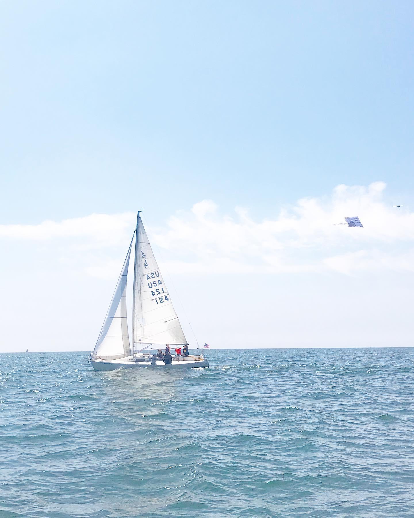 ASA 101 Group Sailing Lesson