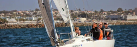 Best sailing school in the South Bay